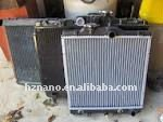 Radiator thermal insualtion coating