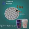 RTV-2 liquid silicon Rubber for Rapid Prototyping / epoxy resin / fake diamonds