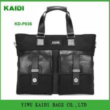 KD-P036 fashion front pockets Men use PU computer bag