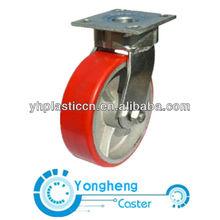 polyurethane aluminum core wheels