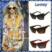 2012 Hot selling designer sunglass in lanhey