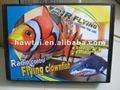 Télécommande flying jouets poissons, ballon de poisson, brandisse clownfish