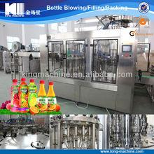 KINGMACHINE Fruit Juice Filling capping machine