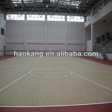 pvc Basketball Flooring