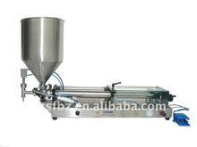 SFGG-06 pneumatic piston bottle filler for cosmetic cream(M)