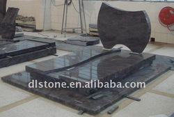 Popular black granite monuments
