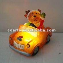 Decoration Night Light/Christmas deer in Car LED Night Light