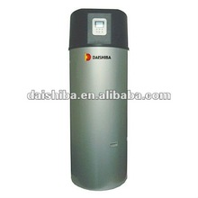 household air hot water heat,solar heating connection,150L R410A