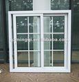 Pvc ou alumínio de vitrais janelas da igreja
