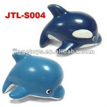 vinyl dolphin toy