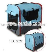 Folding Fabric Dog Soft Crate
