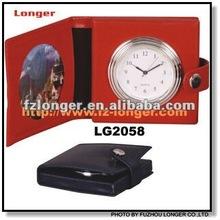 promotional quartz clock picture