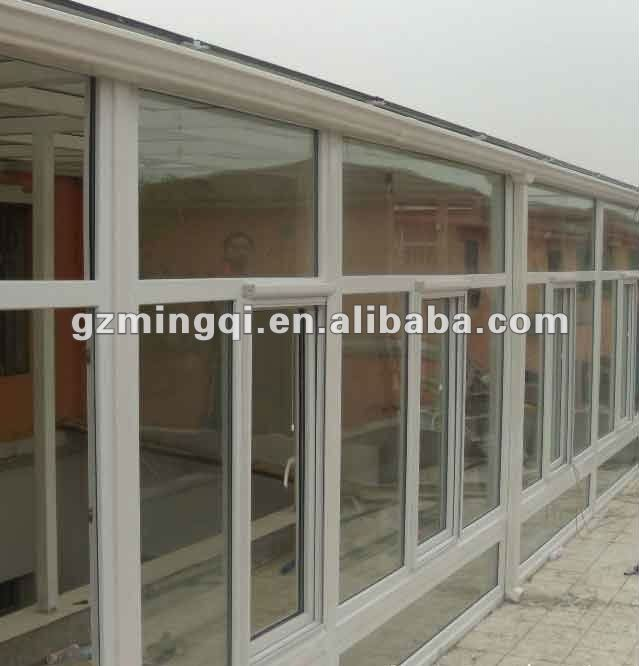 Aluminium Pvc Floor To Ceiling Windows In Guangzhou Buy