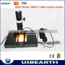 IRDA welder T-862++, BGA welding/soldering machine, bga rework station
