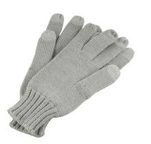 WT001 wool craft soft screen touch gloves for smart phones