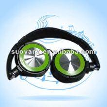 2012 new bling bling headphones for computer