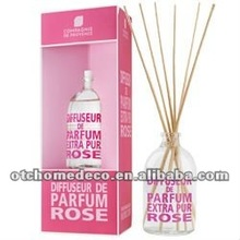 style pink decorative reed diffuser