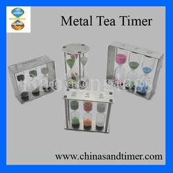 Unique Series 1,3,4,5,7,15 Minute Home Decoration Metal Kitchen Tea Timer