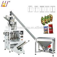 Fully automatic flour & powder packing machine for soybean powder, milk powder, wheat flour etc.