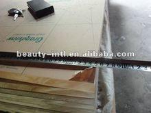Acrylic plexiglass backboard