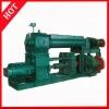 All steel vacuum soil block machine in machinery