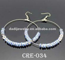 2012 fish hook earrings basketball wives hoop earrings