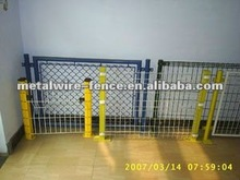 PVC Spray/Coated Wire Mesh Fencing