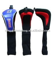New style golf head cover