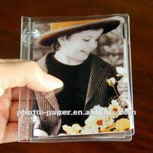 Photo album/4R/Transparent cover