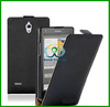 Hot high quality For Huawei Ascend G700 Flip Leather Case Cover