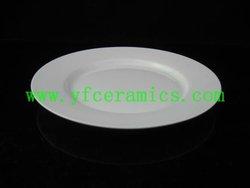 YF13062 ceramic pie plate