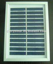 1w poly solar panel