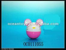 2012 hot plastic cartoon tumbler save tank--OC0111055