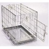 Stainless Dog Metal Cage