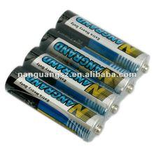 R6p carbon zinc aa dry battery