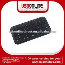 MultiMedia Mini Wireless Bluetooth Keyboard for HTC Nokia Samsung iPhone 4S Smart Phones