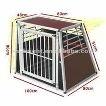 Slope Car Aluminum Dog Box