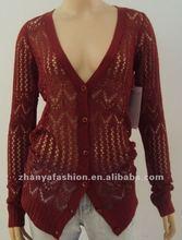 2012 Fashional Holes Sweater