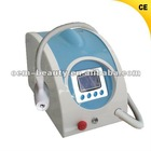 Cosmetic Q Switch ND yag Laser therapy temporary lip tattoo removal machine D006
