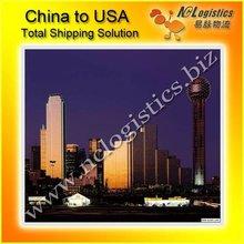 cargo ship fro China to USA