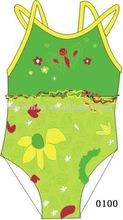 2012 baby anti uv swimwear