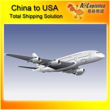 shanghai air freight service to USA