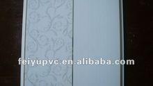 25*0.8CM Decorative PVC Wall Panel&decorative wall covering panels