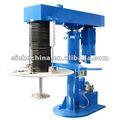 dispersor de pegamento mezclador agitador de mezcla de la máquina