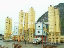 75m3/h Precast Concrete Mixing Plant