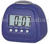 LCD Talking Alarm Digital CLOCK
