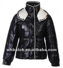 Stylish shiny down jackets for men