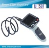 Portable Video Borscope Endoscope Pipeline Inspection Camera with 3.5'' color LCD monitor W3-CMP3813DX