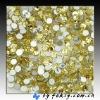 flat back rhinestone for Nail SS10 Light Topaz(order on line)