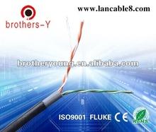factory price CCA/BC/CCS/CCAM/CCAG utp cat5e